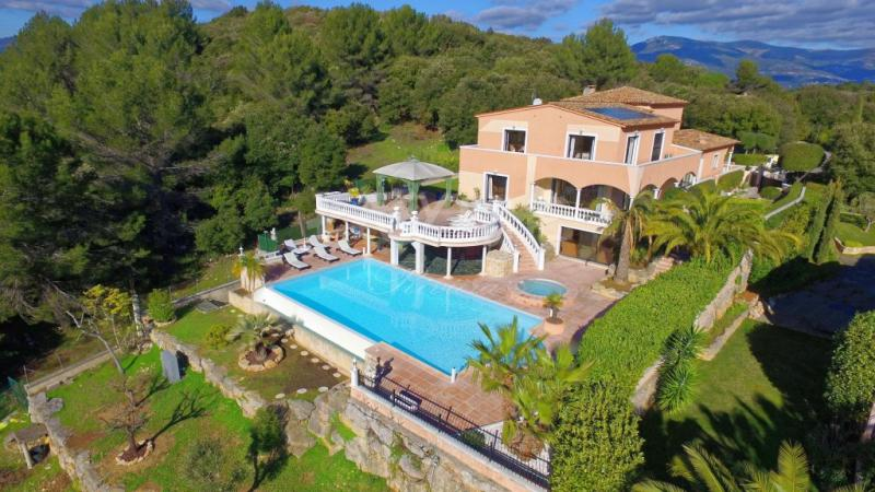 Verkauf Prestige-Villa VALBONNE