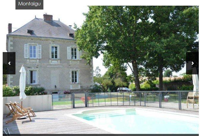 Verkoop Prestigieuze Huis LES BROUZILS