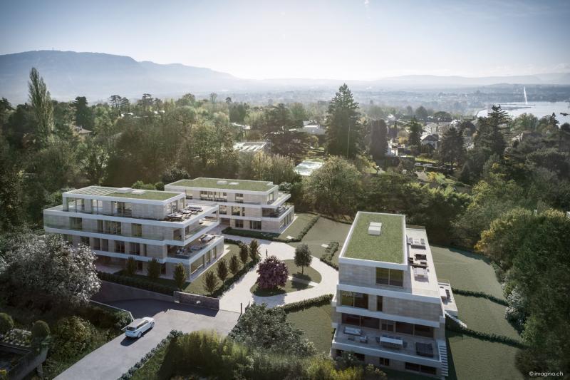 Verkauf Prestige-Wohnung Cologny