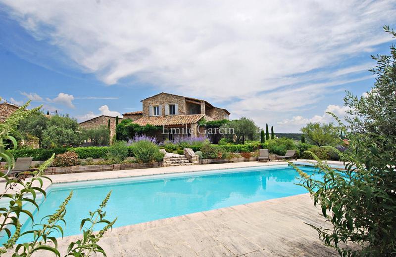 Luxury House for rent GORDES, 350 m², 6 Bedrooms,