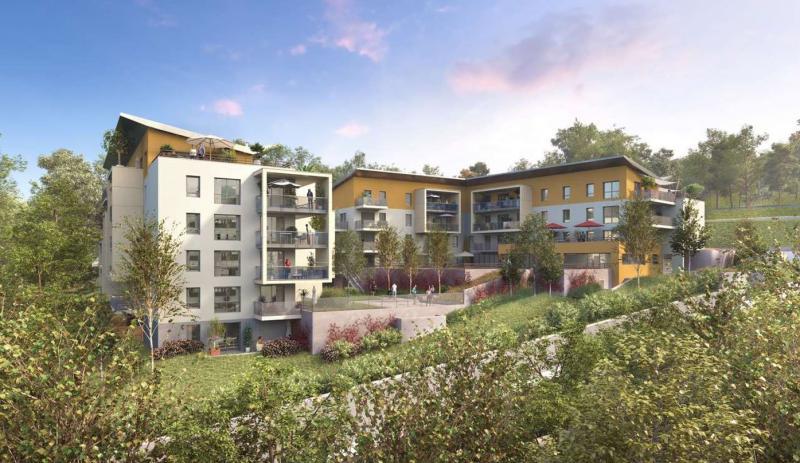 Verkoop Prestigieuze Nieuwbouw appartement EVIAN LES BAINS