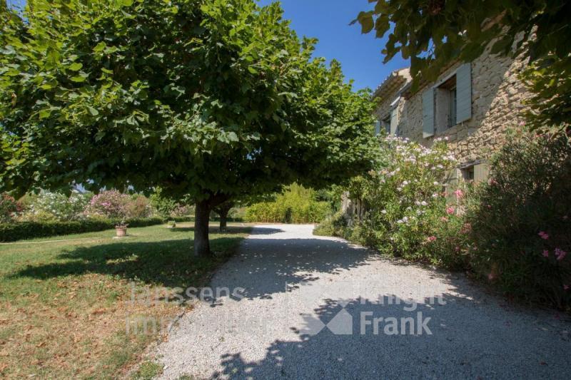 Vente farm de luxe VAISON LA ROMAINE 5 chambres 9 pièces 315 m2_9
