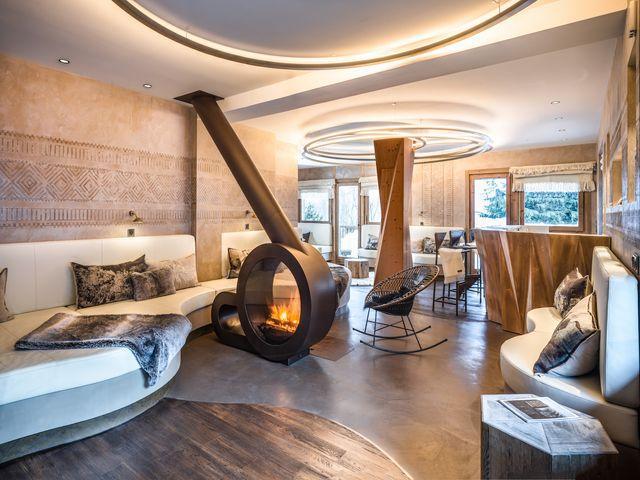 Luxus-Chalet zu vermieten MERIBEL LES ALLUES, 1100 m², 7 Schlafzimmer,
