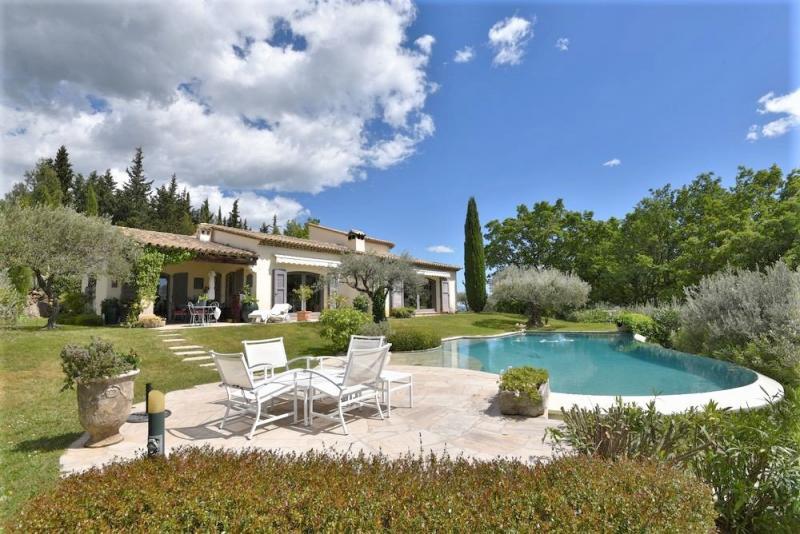 Verkoop Prestigieuze Villa SEILLANS