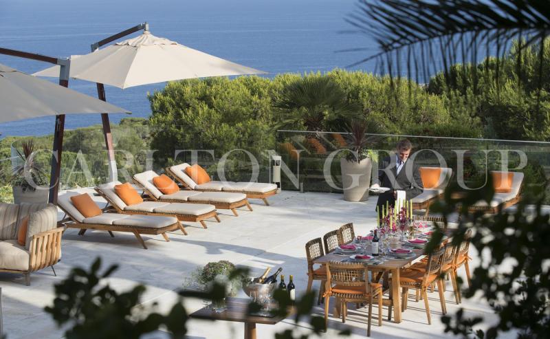 Maison de luxe à louer SAINT JEAN CAP FERRAT, 700 m², 7 Chambres,