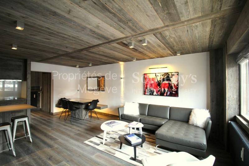 Vermietung Prestige-Wohnung MEGEVE