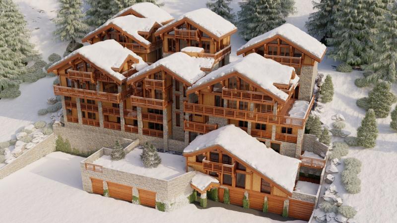 Verkoop Prestigieuze Appartement SAINT MARTIN DE BELLEVILLE