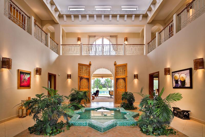 Vente Villa de prestige MARRAKECH