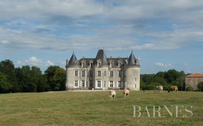 Sale Prestige Castle FONTENAY LE COMTE