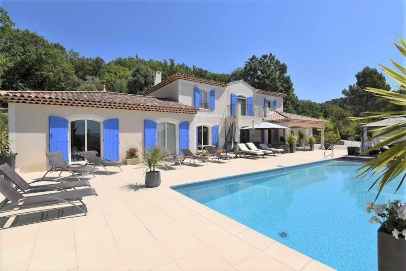 Verkoop Prestigieuze Villa MONTAUROUX