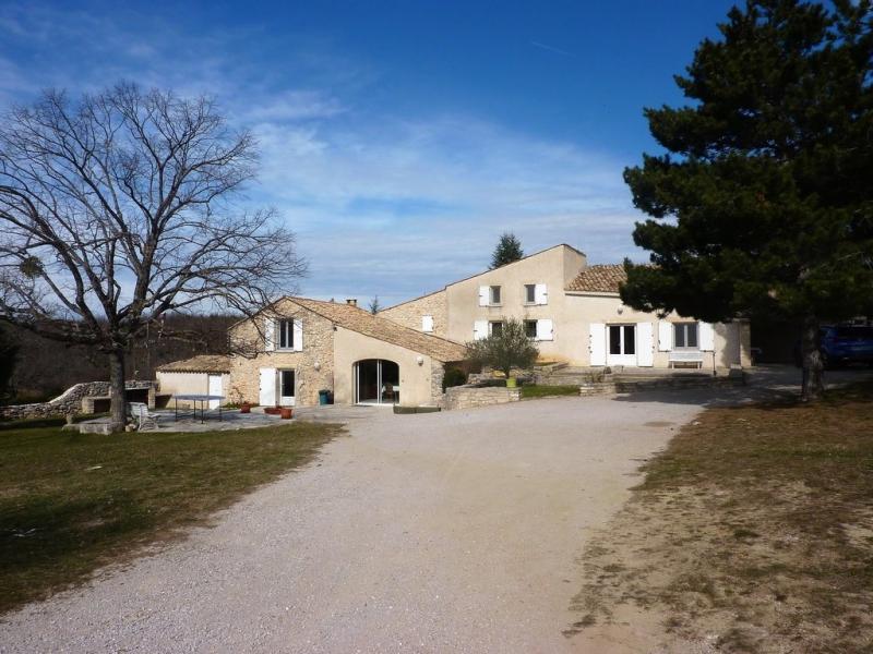 Verkoop Prestigieuze Huis SIMIANE LA ROTONDE