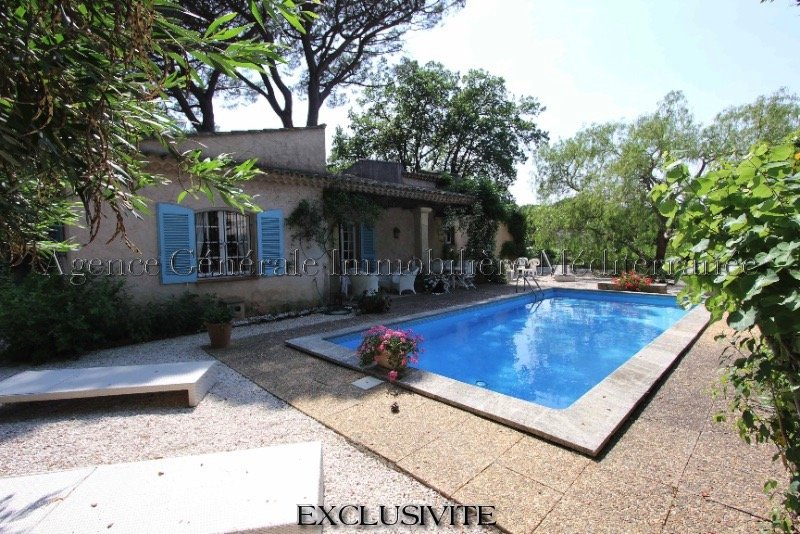 Verkauf Prestige-Villa GASSIN