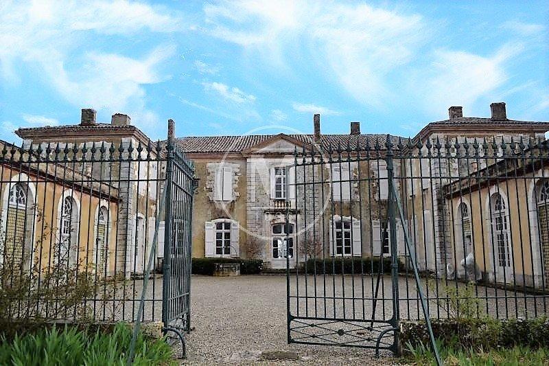 Vente Château / Manoir de prestige MAUVEZIN
