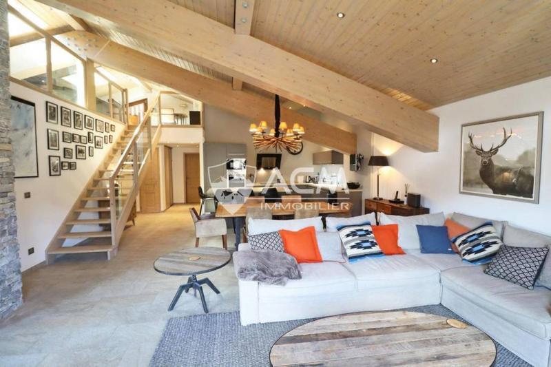Verkauf Prestige-Wohnung LES GETS