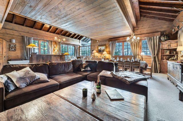 Luxus-Chalet zu vermieten MERIBEL LES ALLUES, 300 m², 7 Schlafzimmer,