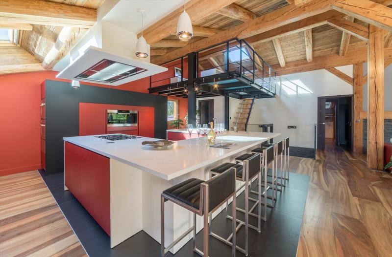 Luxus-Chalet zu vermieten CHAMONIX MONT BLANC, 1 m², 5 Schlafzimmer,