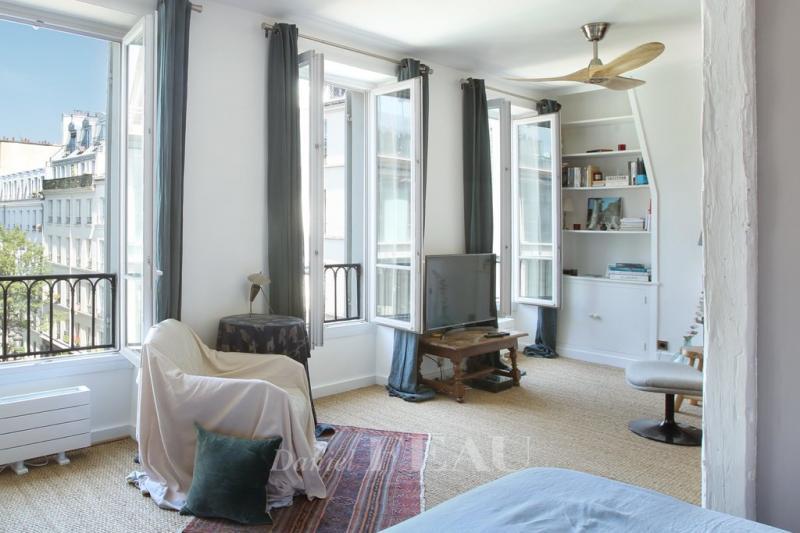 Verkoop Prestigieuze Appartement PARIS 1ER