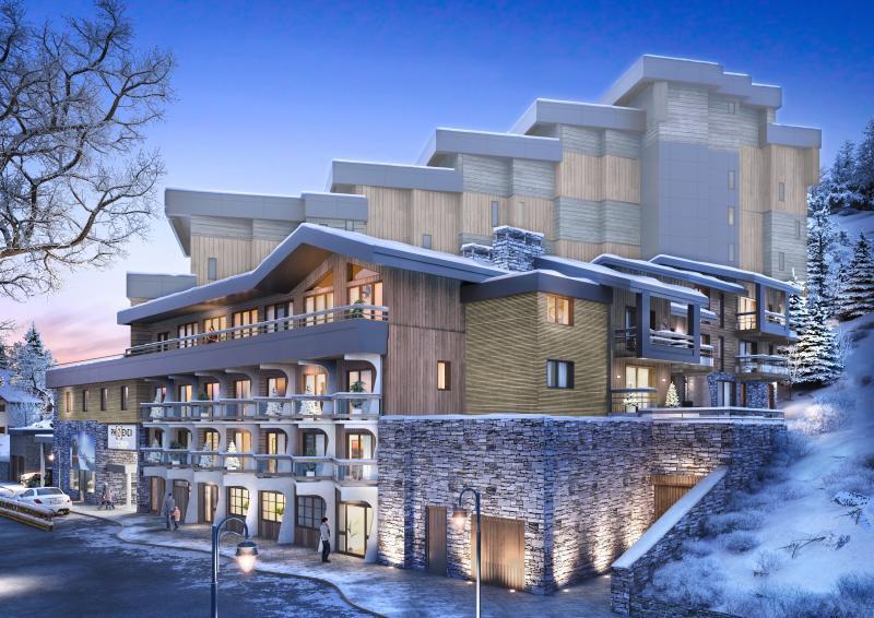 Новые апартаменты класса люкс Куршевель, 48 м², 625000€