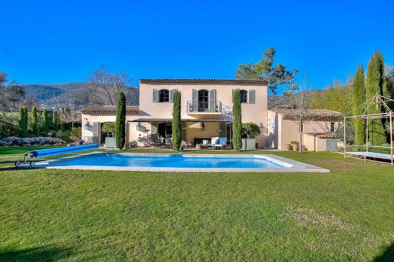 Verkauf Prestige-Villa CHATEAUNEUF DE GRASSE