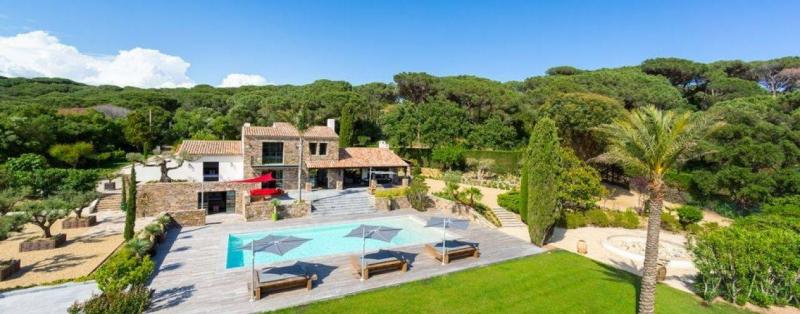Luxury House for rent SAINT TROPEZ, 470 m², 5 Bedrooms,
