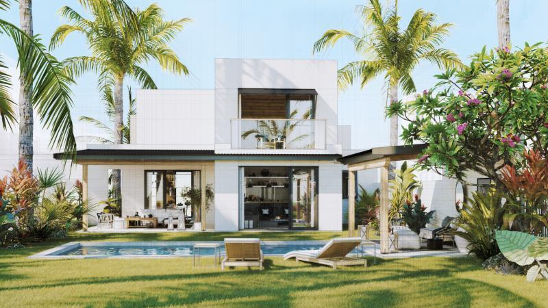 Appartement de prestige Ile Maurice, 168 m², 3 Chambres, 750000€