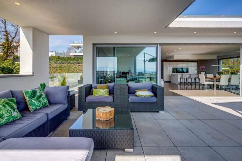 Verkauf Prestige-Villa Coppet