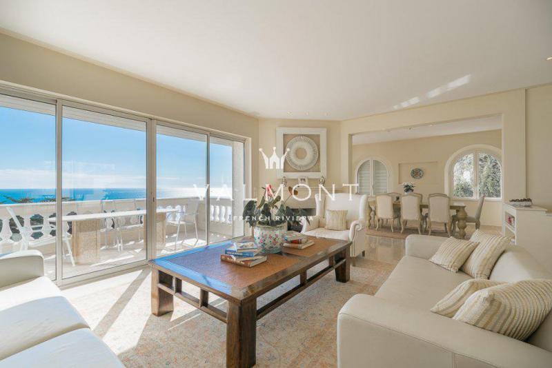 Luxury House for rent ROQUEBRUNE CAP MARTIN, 267 m², 4 Bedrooms,