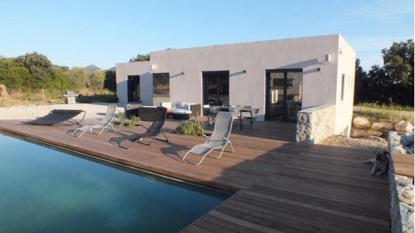 Villa de prestige L'ILE ROUSSE, 190 m², 577500€
