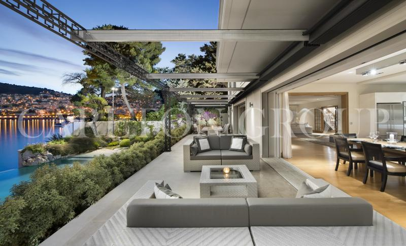 Maison de luxe à louer SAINT JEAN CAP FERRAT, 370 m², 5 Chambres,