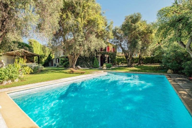 Maison de prestige SAINT JEAN CAP FERRAT, 250 m², 7 Chambres, 4800000€