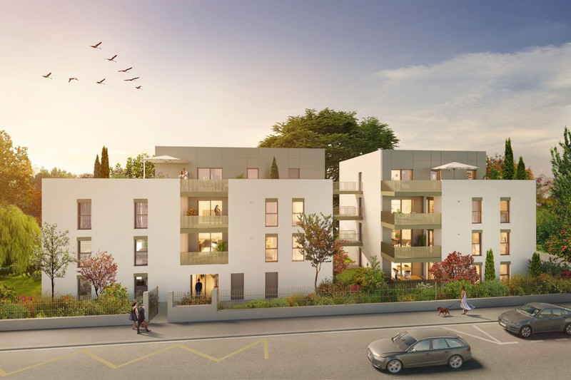 Sale Prestige Apartment SAINTE FOY LES LYON