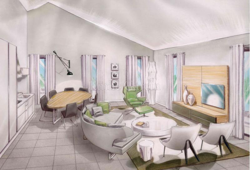 Appartement de prestige SAINT TROPEZ, 156 m², 3 Chambres, 2184000€