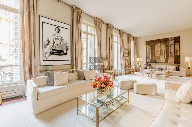 Locazione Tenuta di prestigio PARIS 16E