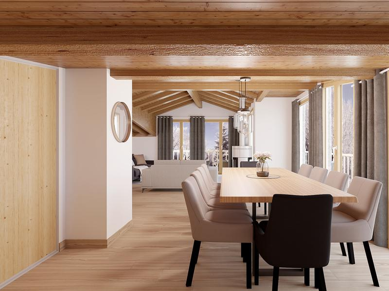 Sale Prestige Apartment LES MENUIRES