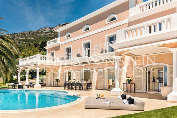 Location Villa de prestige CAP D'AIL
