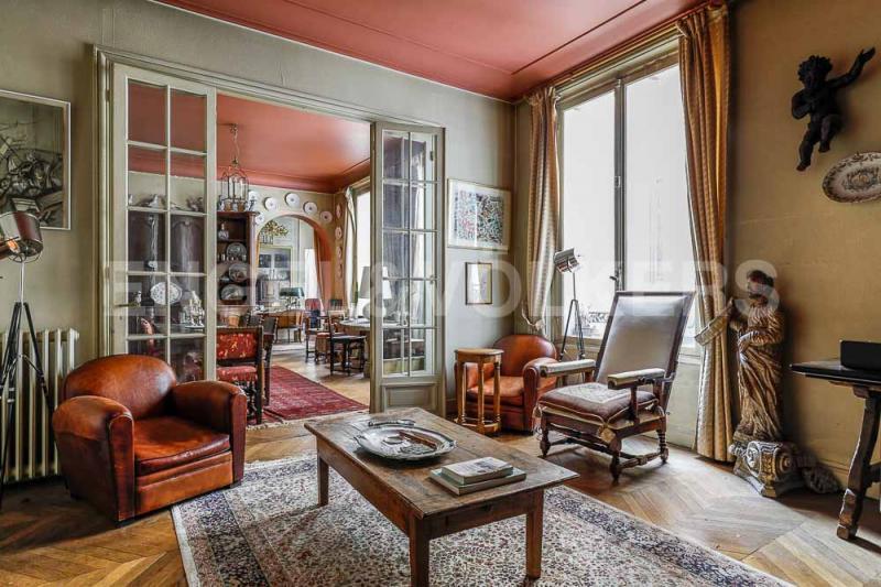 Verkauf Prestige-Wohnung PARIS 16E