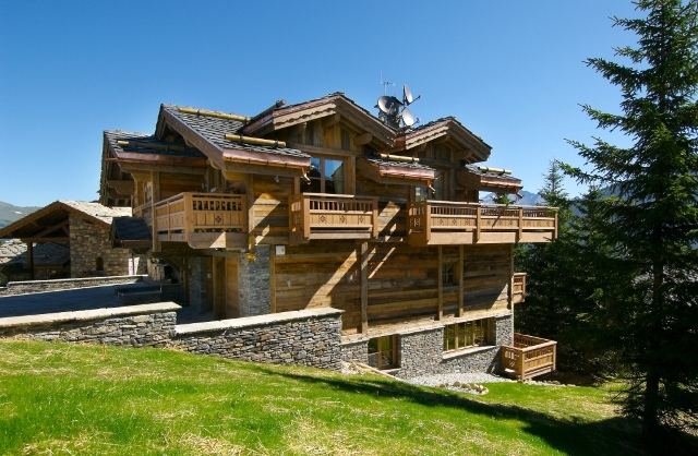 Luxury Chalet for rent COURCHEVEL, 800 m², 7 Bedrooms,