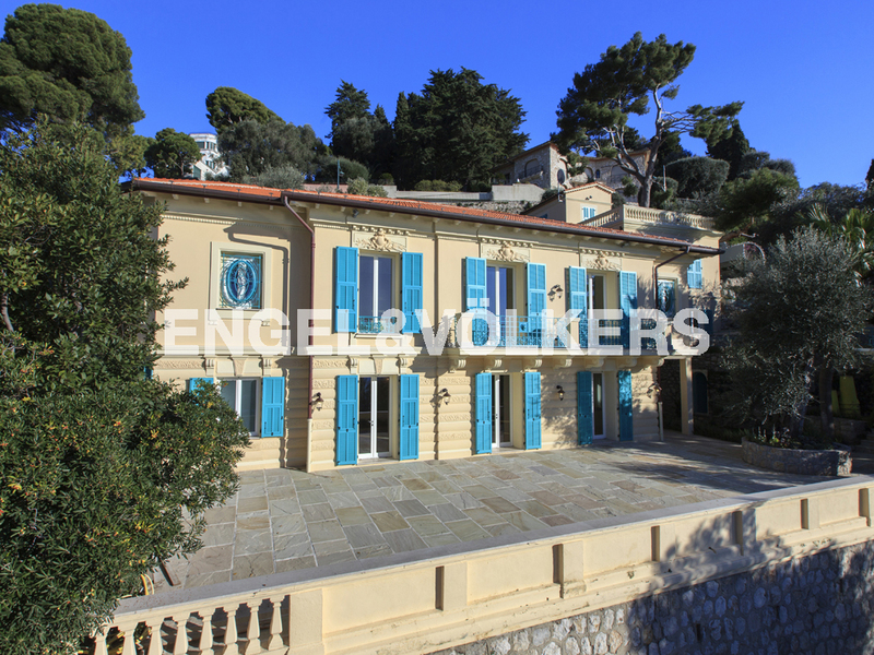 Vente Villa de prestige SAINT JEAN CAP FERRAT