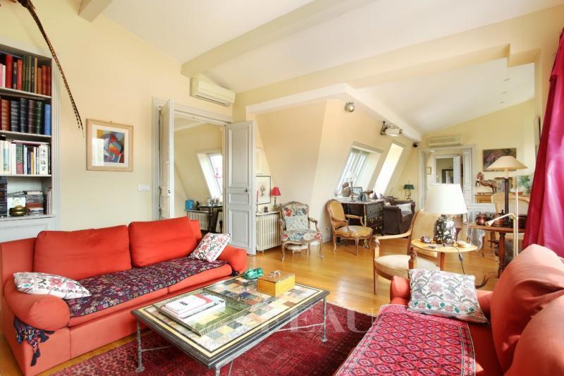 Verkoop Prestigieuze Appartement PARIS 7E