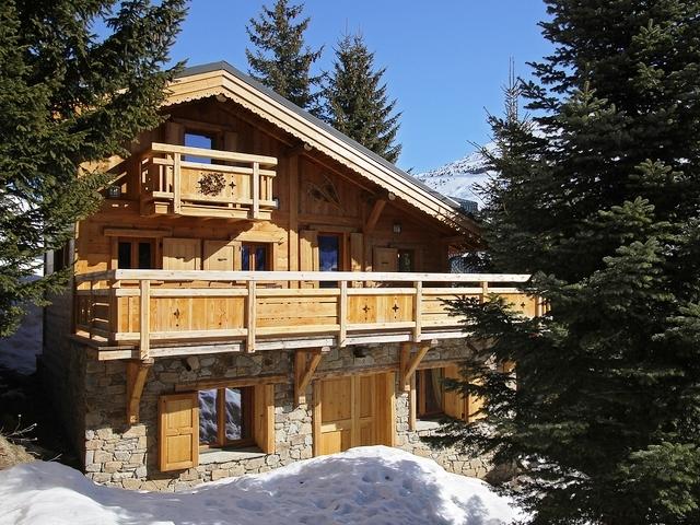 Luxury Chalet for rent LES DEUX ALPES, 100 m², 3 Bedrooms,