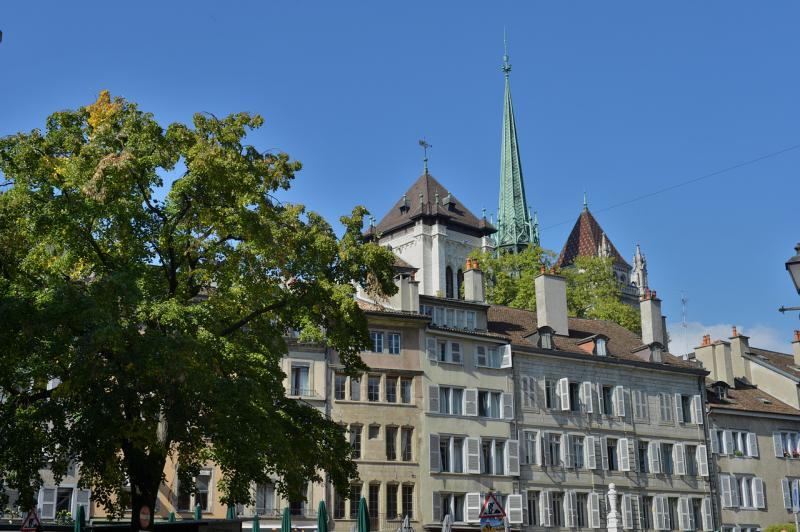 Verkauf Prestige-Haus Genève
