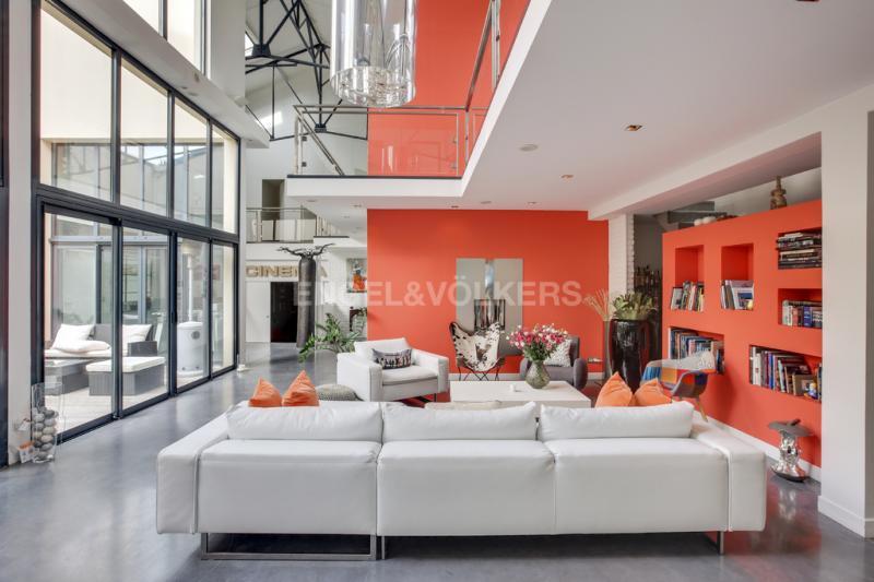 Verkauf Prestige-Wohnung ISSY LES MOULINEAUX
