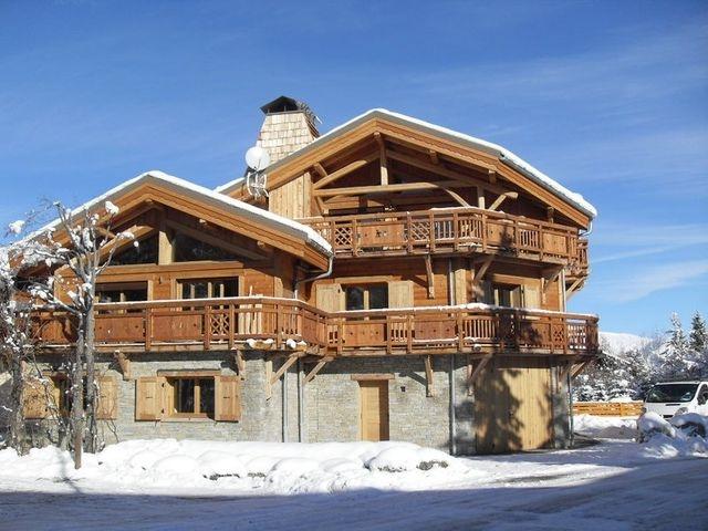 Luxury Chalet for rent LES DEUX ALPES, 140 m², 4 Bedrooms,