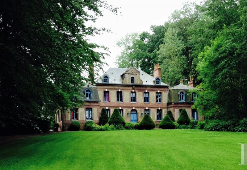 Verkauf Prestige-Schloss / Herrenhaus YVETOT