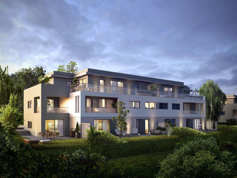 Vente Appartement neuf de prestige VETRAZ MONTHOUX