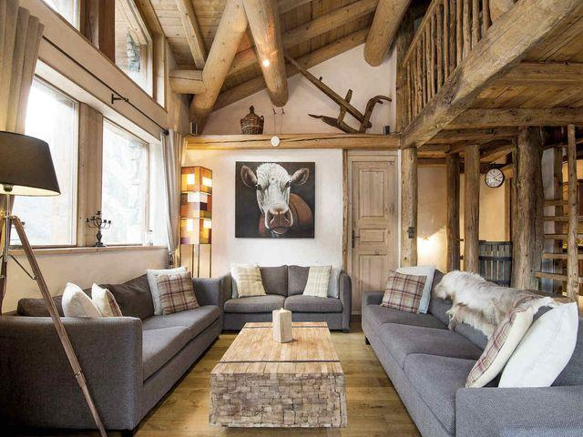 Luxury Chalet for rent VAL D'ISERE, 200 m², 5 Bedrooms,