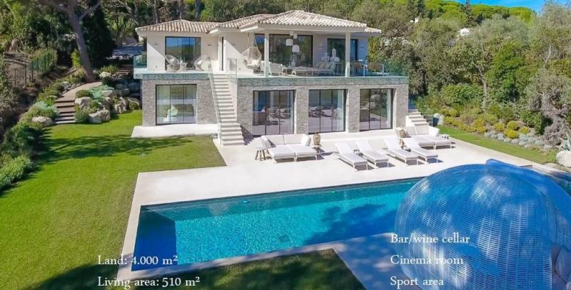Sale Prestige House RAMATUELLE