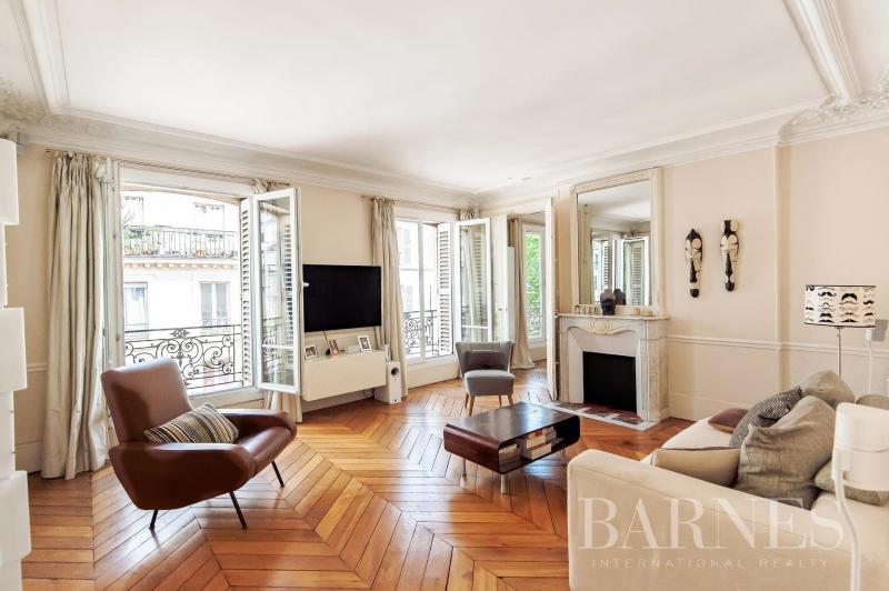 Verkoop Prestigieuze Appartement PARIS 18E