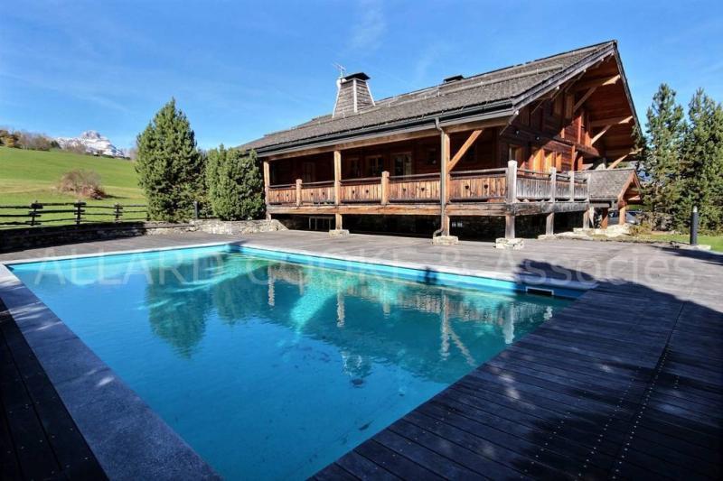 Chalet de prestige DEMI QUARTIER, 450 m², 6 Chambres, 3950000€