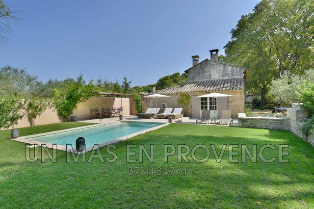 Luxury House for rent SAINT REMY DE PROVENCE, 4 Bedrooms,
